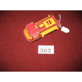 Corgi Turbine Truck Series Red+Yellow