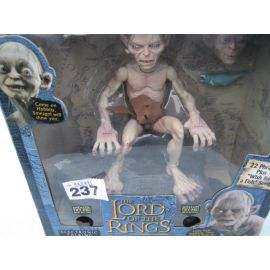 The Lord Of The Rings - Talking Gollum