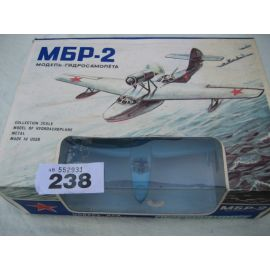 Russian Model Airplane 1/72 Scale