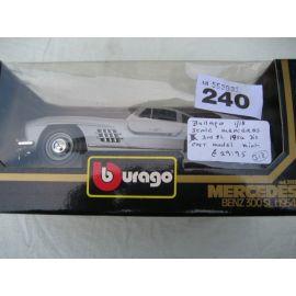 Burago 1/18 Merceses 300SL - 1954
