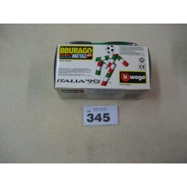 Burago 4119 IT uno Fiat 1/43