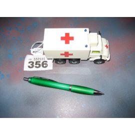 Siku Ambulance Vintage