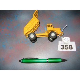 Jual Dumper truck yellow