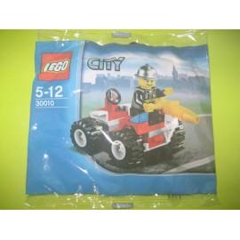 Lego MiniFigure Set 30010 - Fire Chief