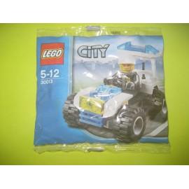 Lego MiniFigure Set 30013 - Police Quad Bike