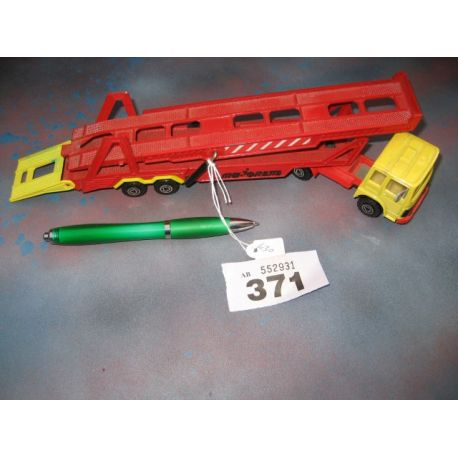 Majorette Car Transporter 1970/80