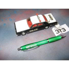 Dinky Playmouth Police Car Meccano Gran Fury
