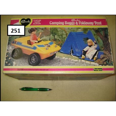 Vintage Sindy Camping Buggy