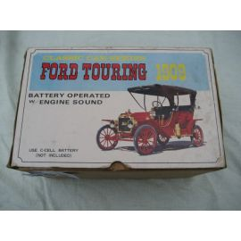 Tin Plate Ford Touring 1909 Car Mint condition