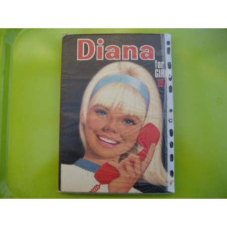 Diana For Girls