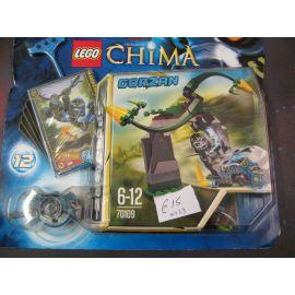 Lego 70109 Chima Gorzan