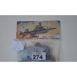 Airfix -72 Scale Freedom Fighter Kit