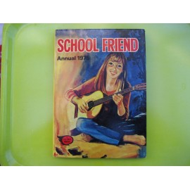 School Friend Annual 1975