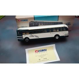 Corgi 98602 Greyhound Line Bus in Box