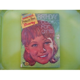 Tammy Birthday Book For Girls 1972