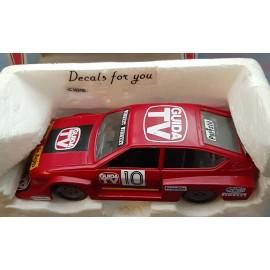 Polistil Alfa Romeo GTV 2000 Turbo 1/25