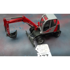 Neuson Power 6502 Wheeled Excavator 1/25