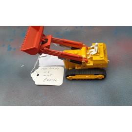 Matchbox K8 Caterpillar Traxcavator Bulldozer